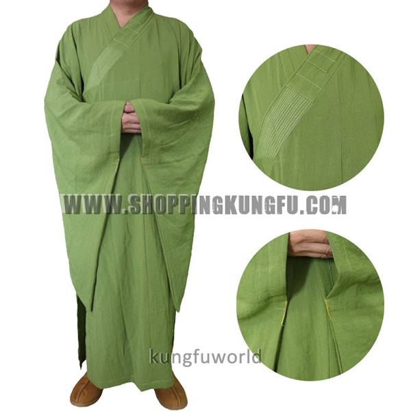 9c531c874 24 Colors Buddhist Monk Dress Haiqing Robe Shaolin Kung fu Martial arts Suit ,Buddhist clothes